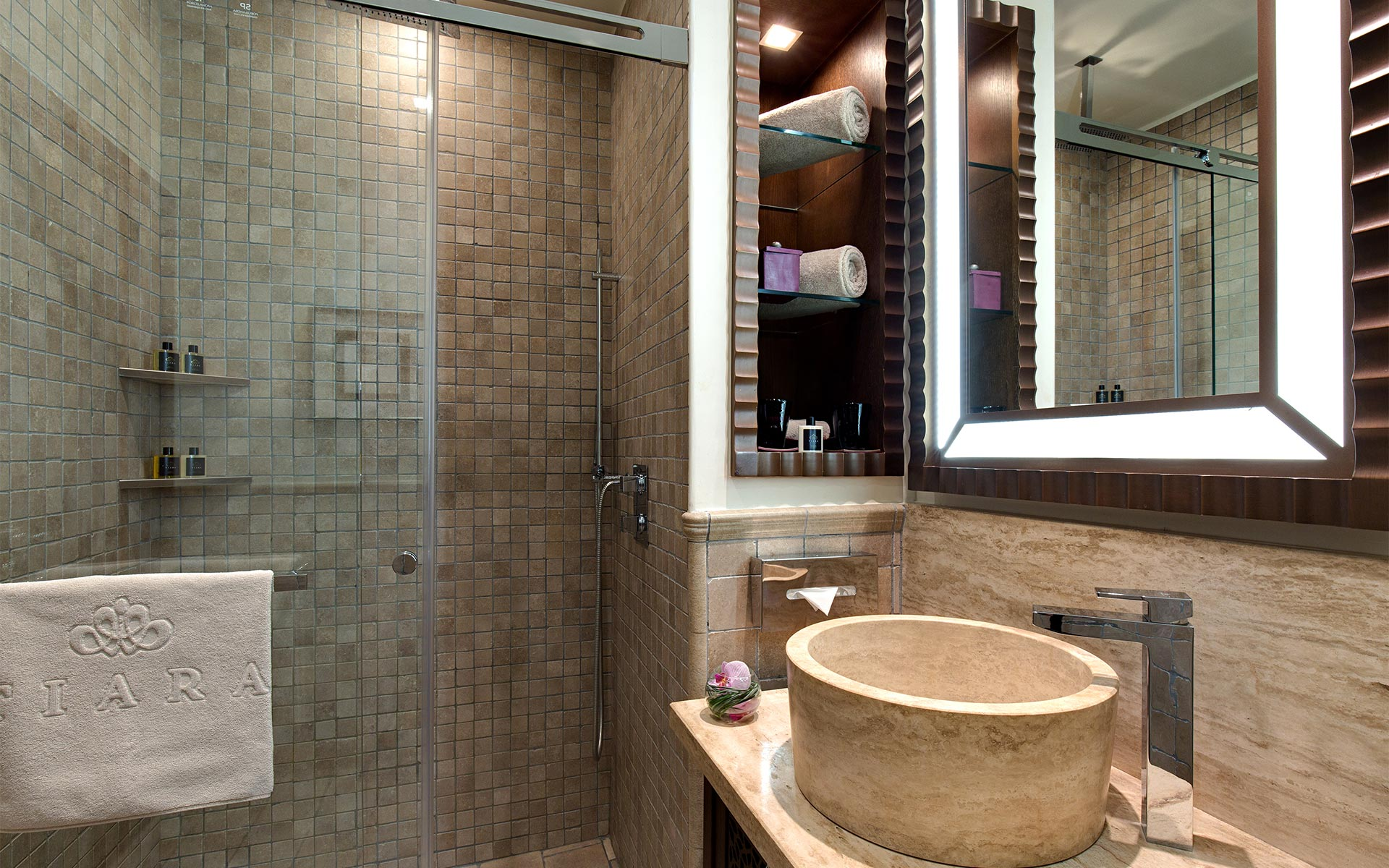 Miramar Beach Hotel & Spa - Classic Room - Shower room