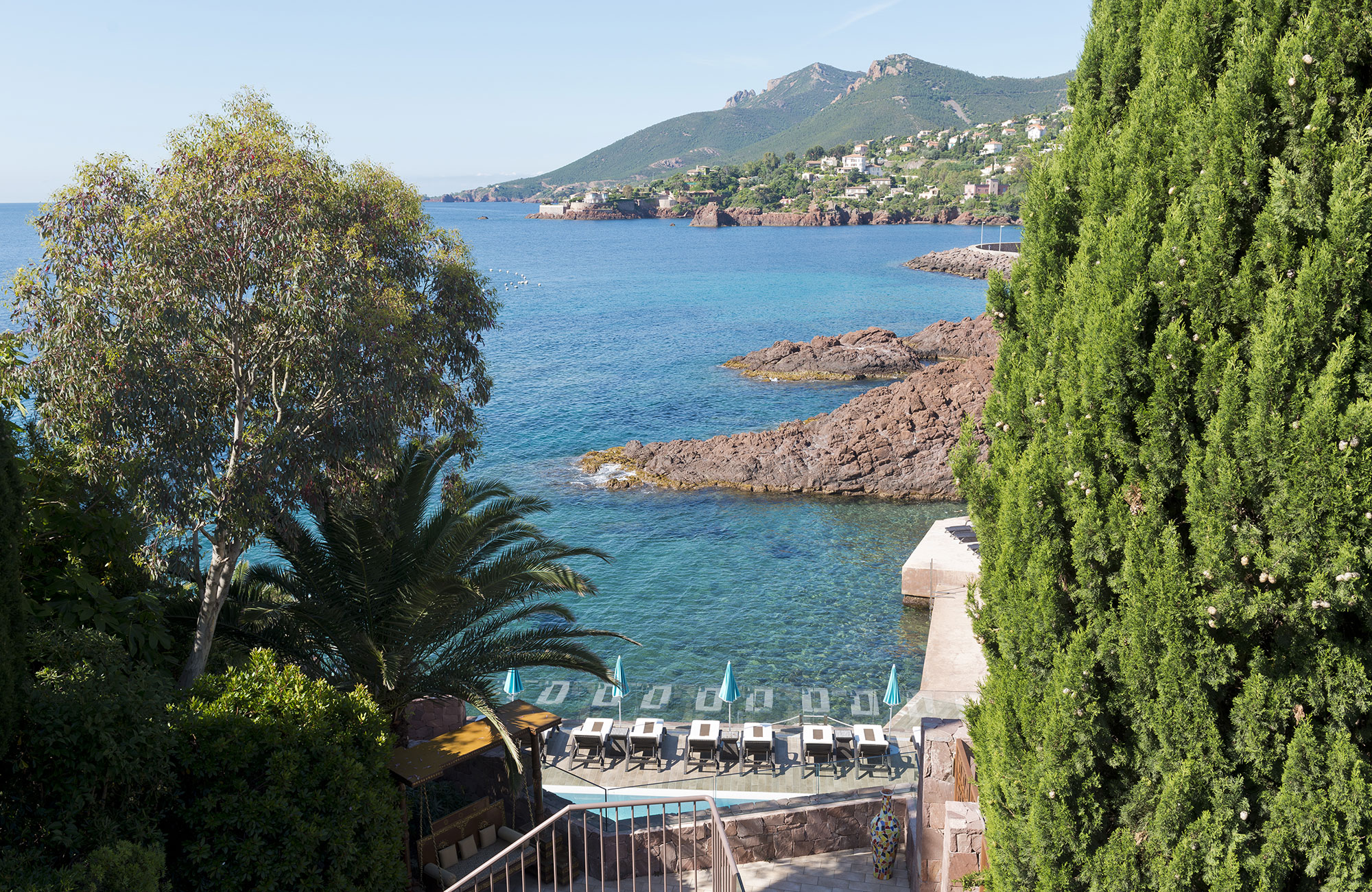Miramar Beach Hotel & Spa - Villa Azur - Sea View