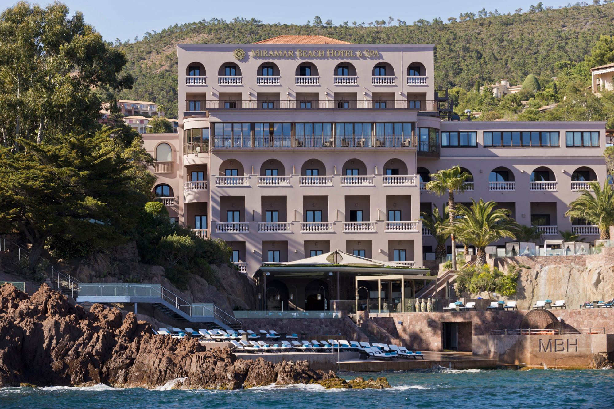 Miramar Beach Hôtel & Spa - MIPCOM